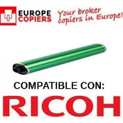 Tambor - Drum - OPC Compatible Ricoh Aficio SP C820 DN
