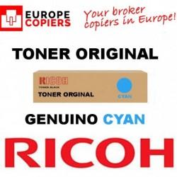 TONER ORIGINAL RICOH AFICIO MPC3300 CYAN