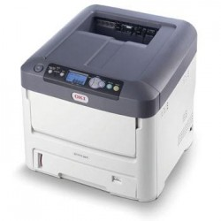 Impresora Color Oki C711 WT