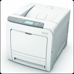 Impresora Nueva Ricoh SP C 340