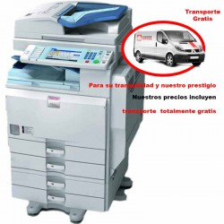 Fotocopiadoras Ricoh Aficio MP4000