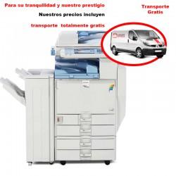 Fotocopiadoras Ricoh Aficio MPC3501
