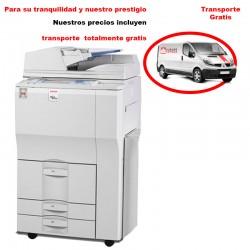 Fotocopiadoras Ricoh Aficio MPC7500
